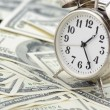 Time - money. Business concept. — Stock Photo #5945265
