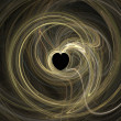 Heart- abstract - Stock Photo