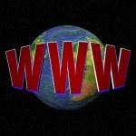 Planet & WWW — Stock Photo #6189520