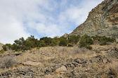 Kırım dağları — Stok fotoğraf