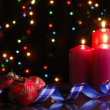 Christmas evening - Stockfoto