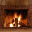 Fireplace — Stock Photo #6192657