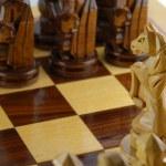 Постер, плакат: Go a chess horse