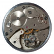 Foto Stock: Isolated old watch