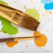 Paintbrush — Stock Photo #6196056