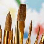Paintbrush — Stock Photo #6196059