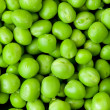 Pea background — Stock Photo