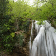 Stock Photo: Picturesque stream of falling water