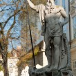 Stock Photo: Statue Neptun