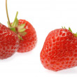 Strawberry three — Stock Photo