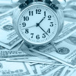 Time - money. Business concept. — Stock Photo #6198783