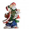 Toy - Santa Claus — Stock Photo