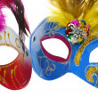 Two mask — Stock Photo