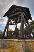 Antik çan kümesi — Stok fotoğraf