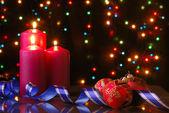 Noite de natal — Fotografia Stock
