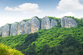 Crimean crag — Stock Photo