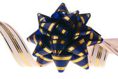 Fondo de ornamento decorativo - azul — Foto de Stock