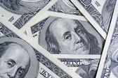 Dólar cierra a fondo — Foto de Stock