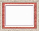 Classic frame — Stock Photo