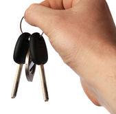 Keys from the car — Stock Photo