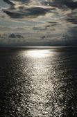 Havet och himlen — Stockfoto