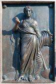 Statue justice — Stock Photo