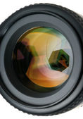 Objective closeup — Stock Photo