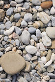 Pebble background — Stock Photo