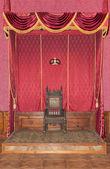 Throne — Stock Photo