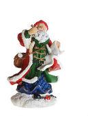 玩具-圣诞老人 — 图库照片