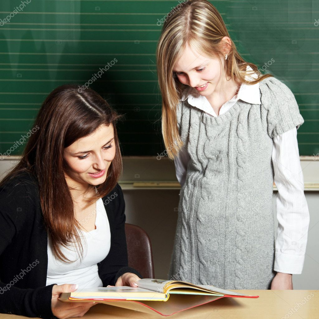 Смотреть учитель и студент 2 фотография