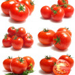 Fresh tomato — Stock Photo #5908328