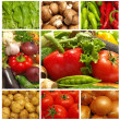 Stock Photo: Fresh vegetable