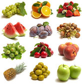 Fruit is very useful in them many vitamins — Stock Photo
