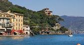 View on Portofino. — Stockfoto