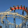 Roller coaster ride. — Stock Photo #6083033