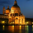 Santa Maria della Salute basilica in Venice. — Stock Photo