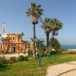 Stockfoto: Panoramic view of Yaffo.