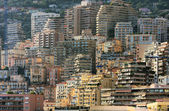 Houses of Monte Carlo. — Stock Photo