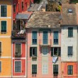 Multicolored houses of Portofino. — Stock Photo #6423444