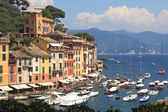 View on Portofino, Italy. — Stock Photo