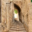 Old street of Jerusalem. — Stock Photo #6687327