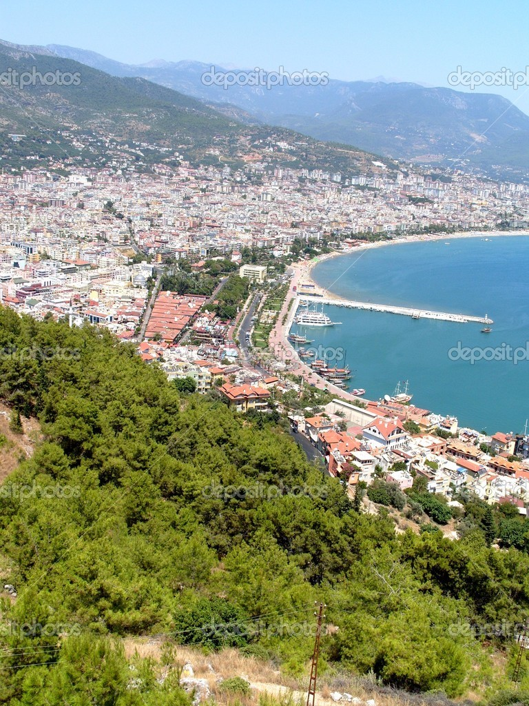 Alanya, Turkey — Stock Photo #6554103