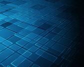 Virtuele tecnology vector achtergrond — Stockvector
