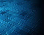 Fond de vecteur virtuel tecnology — Vecteur