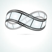 Bande de film — Vecteur