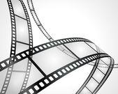 Film şeridi — Stok Vektör