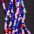 Stock Photo: Beaded Jewelry