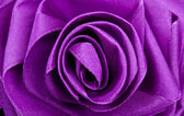 Purple Satin Rose — Stock Photo