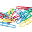 Stock Photo: Paperclip